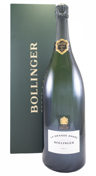 Bollinger - La Grande Année 2012