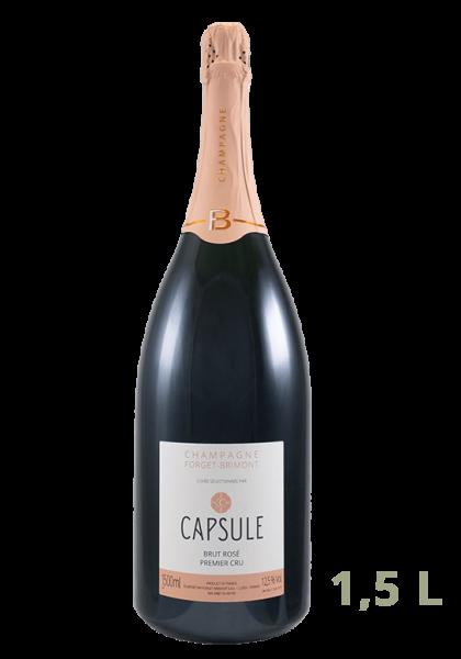 Forget Brimont - Cuvée Capsule - Rosé Premier Cru Magnum