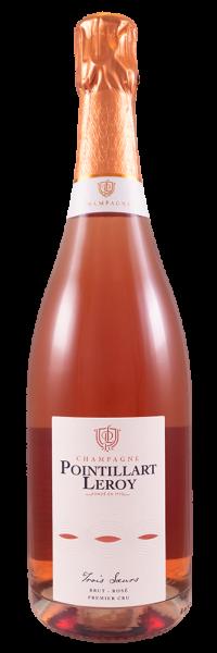 Pointillart-Leroy - Trois soeurs Rosé