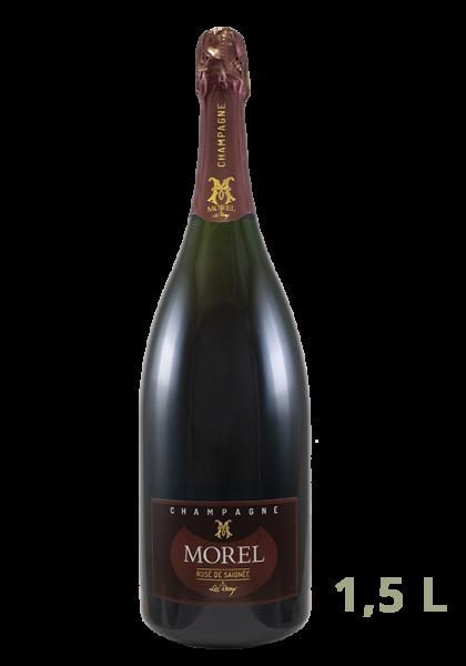 Morel - Rosé de Saignée Magnum