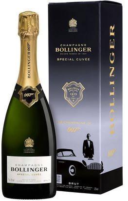 Bollinger - Special Cuvée 007 Edition