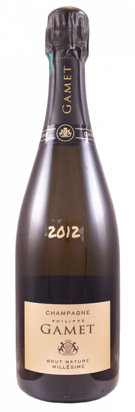 Philippe Gamet - Vintage 2013 - Zero Dosage