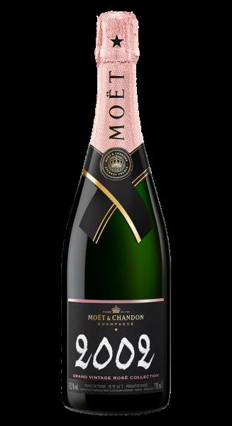 Moet & Chandon - Grande Vintage Rosé Magnum 2004
