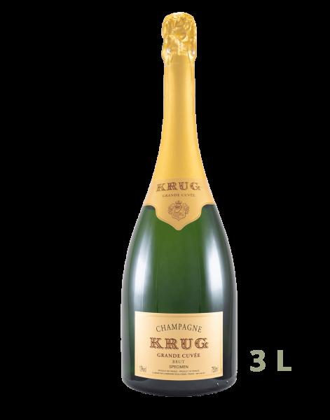 Krug - Grande Cuvée Edition 160 Doppelmagnum