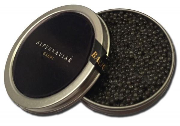 Kaviar - Seléction Capsule Baeri 50g