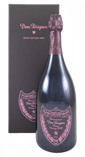 Dom Pérignon - Rosé 2006 Coffret