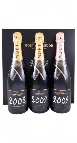 Moet & Chandon - Grande Vintage Set 12/02/92