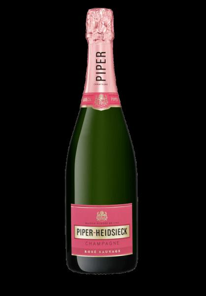 Piper-Heidsieck -Rosé Sauvage im GK