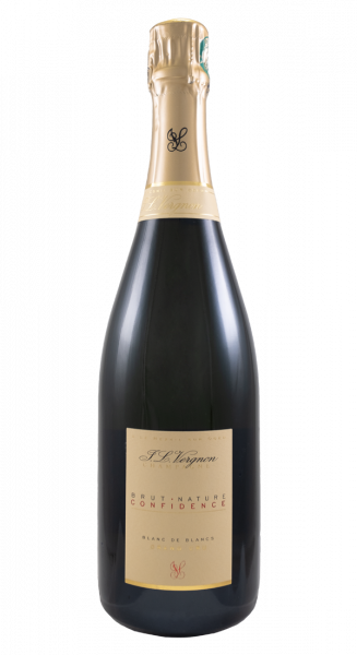 J.L. Vergnon - Confidence Brut Nature Grand Cru Millesime 2010
