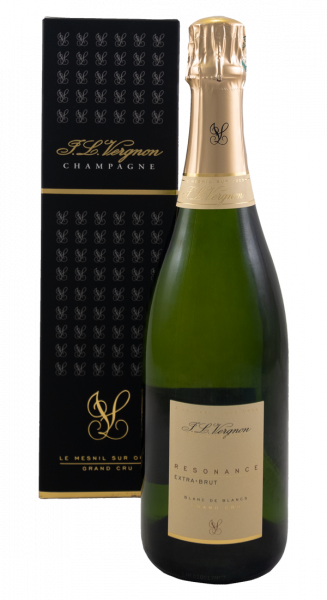 J.L. Vergnon - Résonance Extra Brut Grand Cru Millesime 2009
