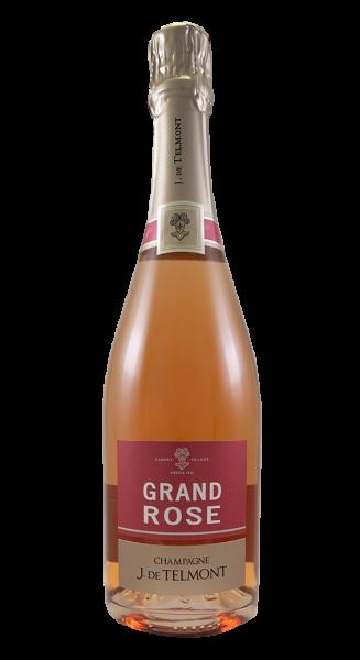 J. de Telmont - Grande Rosé