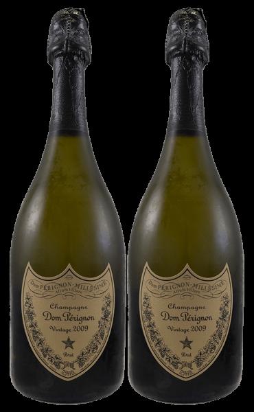 Dom Pérignon - Vintage 2009 / 2 Flaschen