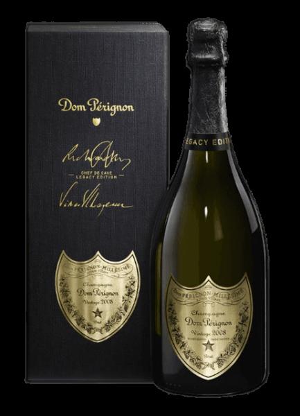 Dom Pérignon 2008 - Legacy Edition im GK