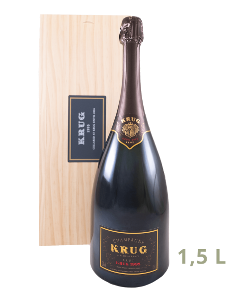 Krug - Vintage 2003 Magnum Coffret