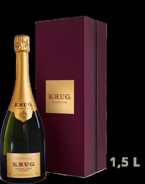 Krug - Grande Cuvée Edition 166 Coffret Magnum